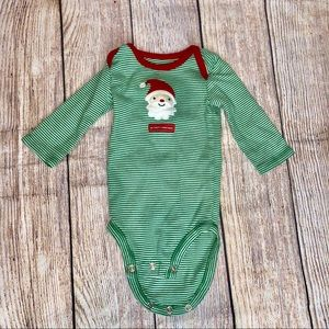child of mine One Pieces - Carter's Child of Mine First Christmas Onesie